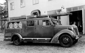 Historisk återblick 1940-tal