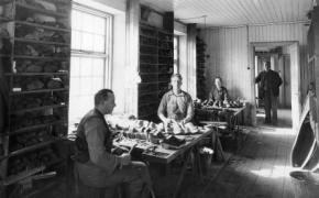 Historisk återblick 1910-tal